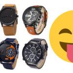 Como eu comprei 6 relógios de qualidade por apenas 43€