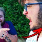 SirKazzio foi trollado numa prank com um cadeado na orelha
