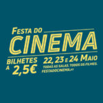 3 dias de cinema a 2,50€ em todo o País, aproveita!