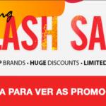 Chegou a loucura das Flash Sales à Gearbest!