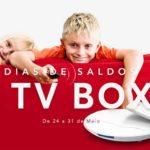 Mega promoções em TV Boxes especial Gearbest Portugal