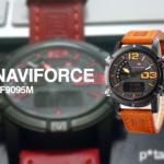 NAVIFORCE NF9095M - O relógio de 15€ para homens de barba rija