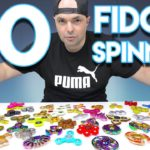 TOP 50 Fidget Spinners by Nuno Agonia, que loucura!